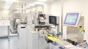 Extension du bâtiment B des laboratoires Merck Serono à Martillac