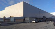Hangar SNCM Grand port maritime de Marseille