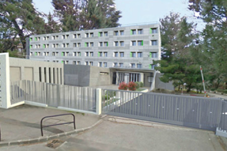 Rhabilitation De La Cit Universitaire De LArcDeMeyran  Tpfi