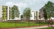Construction de 109 Logements – Résidence Crespy-Santillane