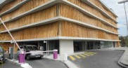 Parking Hôpital Nord