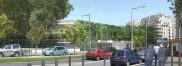 Parc de stationnement Vallier