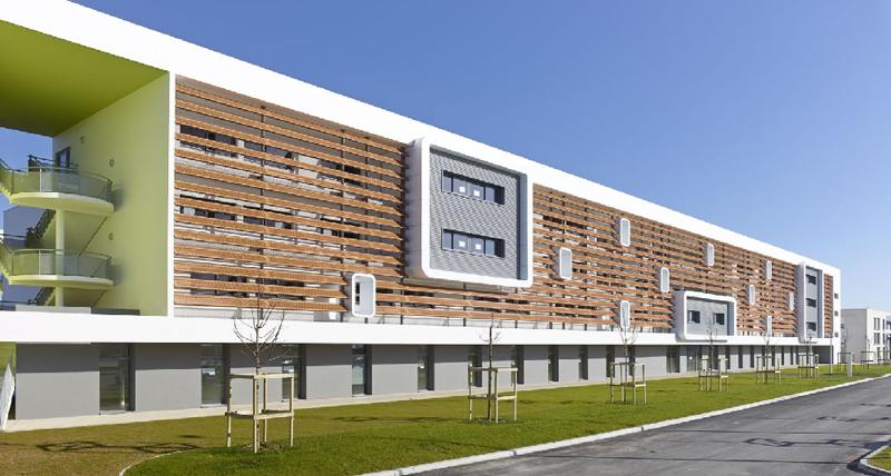 H pital de cognac tpfi for Architecte cognac