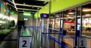 Extension et restructuration du circuit départ de l'Aéroport de Montpellier Méditerranée