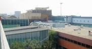 Extension du hall 1 de l'Aéroport Marseille Provence