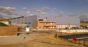 Restructuration et extension du centre de tri du Jas de Rhodes