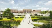 Réaménagement du parvis de la gare et des espaces publics du Quai Gayant