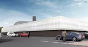 Construction d'une centrale de sécurité – Aéroport Marseille Provence