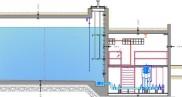 Restructuration et mise aux normes des unités de distribution du Moulin de l'Estang