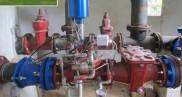 Renouvellement du refoulement du réservoir de Brens