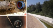 Réhabilitation du Canal du Loup et de la Siagne