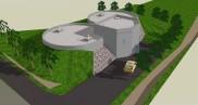 Création d'un réservoir d'eau potable – 1 200 m³