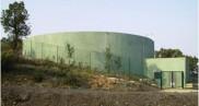 Création d'un réservoir d'eau potable – 2 000 m³