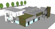 Construction d'une station de traitement d'eau potable