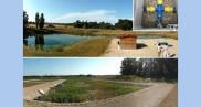 Station de traitement des eaux usées – Filtres plantés de roseaux – 1 200 EH