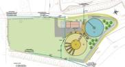 Construction d'une station d'épuration 14 500 EH