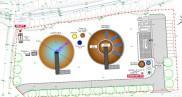 Construction d'une station de traitement des eaux usées 14 500 EH