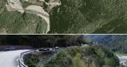 Étude hydraulique du passage du vallon de la Figairasse sous la RD 2205