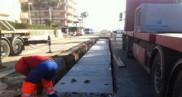 Création du réseau de collecte des eaux pluviales