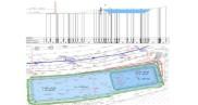 Bassin de rétention des eaux pluviales du Square Cerruti