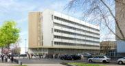 Réhabilitation du bâtiment Chevreul Lyon Cité Campus