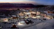 Nouvelles urbanités de la station olympique le Recoin