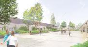 Reconstruction du collège Pierre Souverville