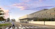 Aérogare Low-Cost Aéroport Montpellier Méditerranée