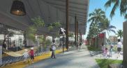 Extension du Centre commercial La Cocoteraie