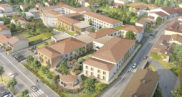 Reconstruction du Centre Hospitalier de Nogaro