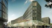 Nouvel Hôpital Lariboisière – 1ère phase