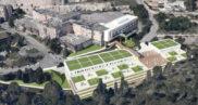 Extension de l'Hôpital privé Clairval