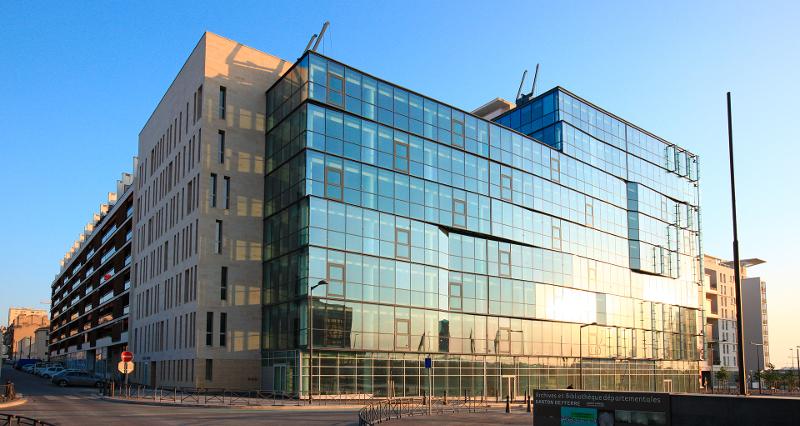 Immeuble de bureaux M Square