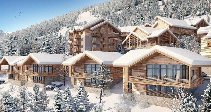 Résidence de tourisme L'Alpe Blanche