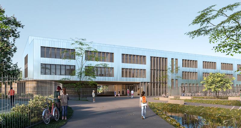 Collège BEPOS 600 Malepère