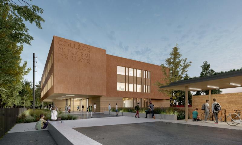 Collège BEPOS du Plateau de Haye